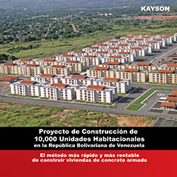 The 10,000-unit Housing Project in Venezuela